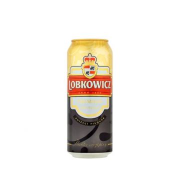 Lobkowicz premium 12° plech 0,5l