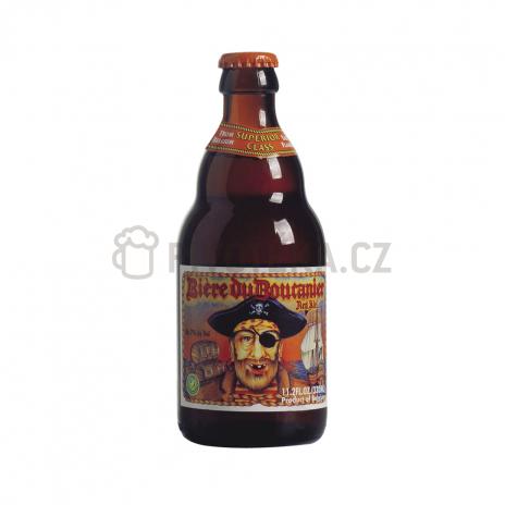 Boucanier Red Ale  16° 0,33l