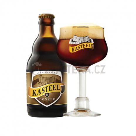 "Kastel donker ""bruin"" 24° 0,33l"