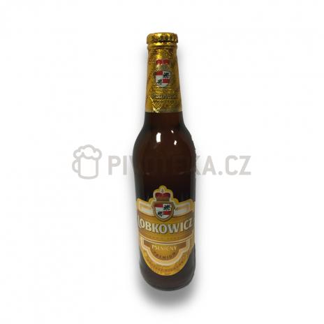 Lobkowicz premium pšeničný 0,5l