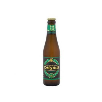 Gouden carolus hopsinjoor  0,33l