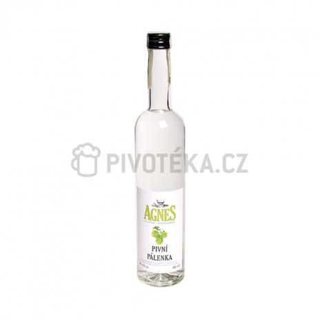 Pivní pálenka Agnes  0,5l, 45%