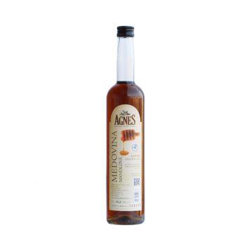 Medovina mandlová Agnes  0,5l  13,1%
