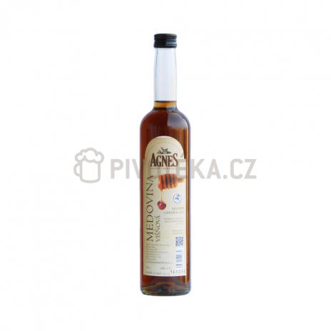 Medovina višňová Agnes  0,5l  13,8%
