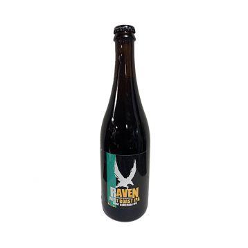 West boast Ipa 17° 0,7l pivovar Raven