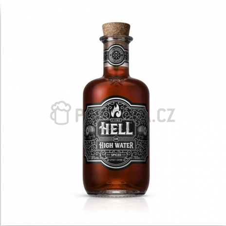 Hell or High Water Spiced 0,7l 38%