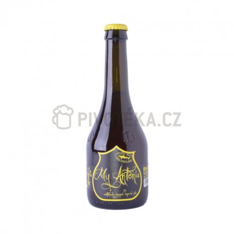Birra del borgo my Antonia 7,5%  0,33l