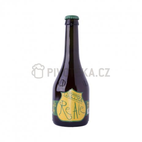 Birra del borgo Re Ale extra 6,4%  0,33l