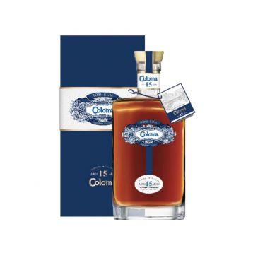 Coloma 15yo Gift box  0,7l 40%