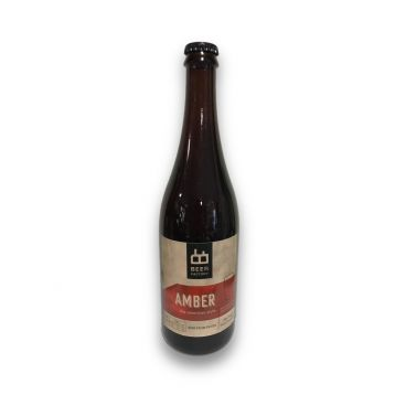 Amber ale 12° 0,7l Beer factory
