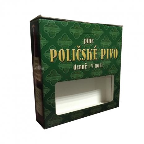 Multipack Polička 4 x 0,5 láhev