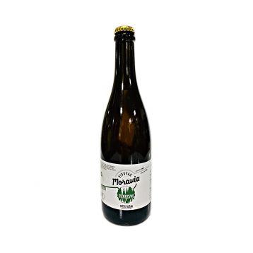 Punkevní 11°  0,7l pivovar Moravia