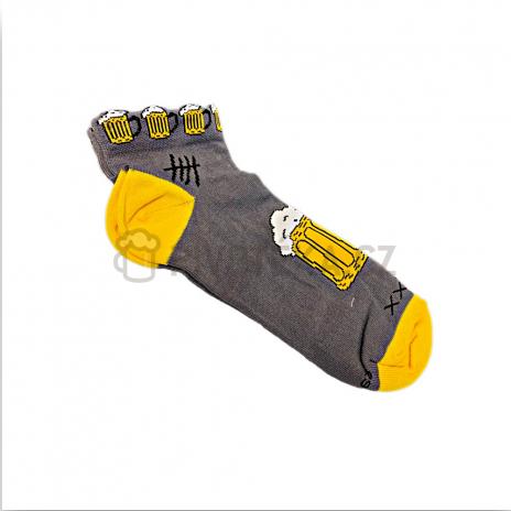 Ponožky pivo 12 velikost 39 -42