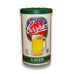 Lager 1,7kg  mladinový koncentrát Coopers
