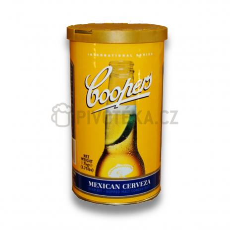 Mexican cerveza 1,7kg  mladinový koncentrát Coopers
