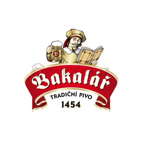 Bakalář 12° za st. chmel. točené pivo  0,5l
