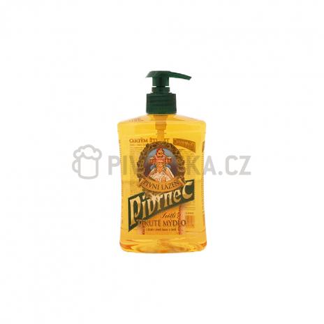 Tekuté mýdlo Pivrnec 500 ml