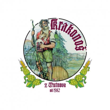 Krakonoš 12° točené pivo 0,5l