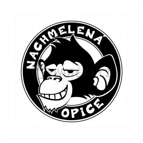 Nachmelená opice IPA  14° točené pivo  0,5l