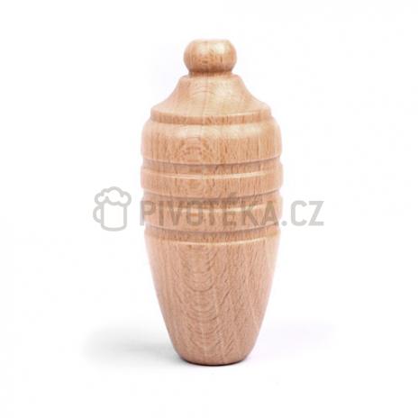 Madlo dřevěné speciál - 1 buk lak