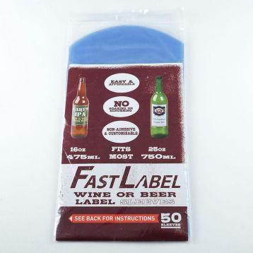 Etikety na pivní a vinné láhve FastLabel