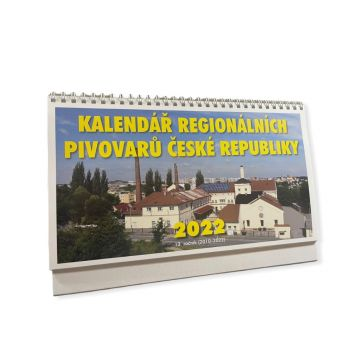 Kalendář regionálních pivovarů ČR 2021