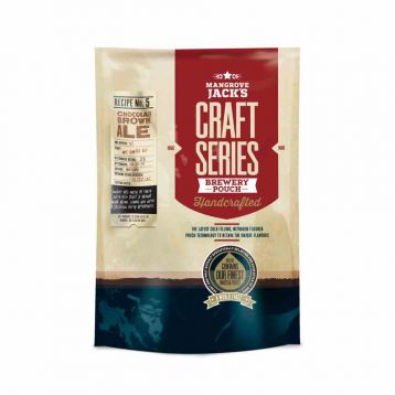 Craft Series Chocolate Brown Ale 2,2kg Mangrove Jack´s koncentrát