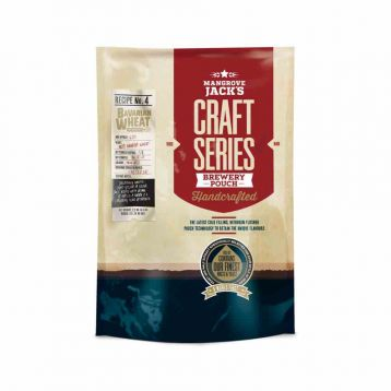 Craft Series Bavarian Wheat 2,2kg Mangrove Jack´s koncentrát