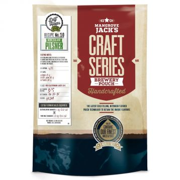 Craft Series New Zealand Pilsner 2,2 kg Mangrove Jack´s koncentrát