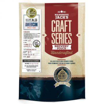 Craft Serie American Pale Ale 2,5kg Mangrove Jack´s koncentrát
