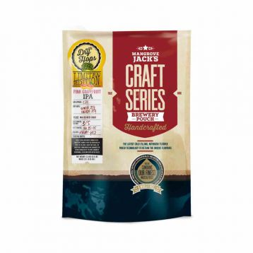 Craft Series Pink Grapefruit IPA 2,5Kg Mangrove Jack´s koncentrát