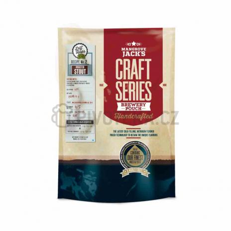 Craft Series Roasted Stout Dry Hops kg Mangrove Jack´s koncentrát