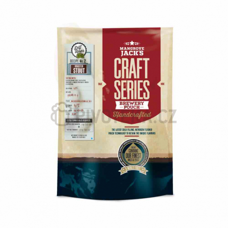 Craft Series Roasted Stout Dry Hops 2,2kg Mangrove Jack´s koncentrát