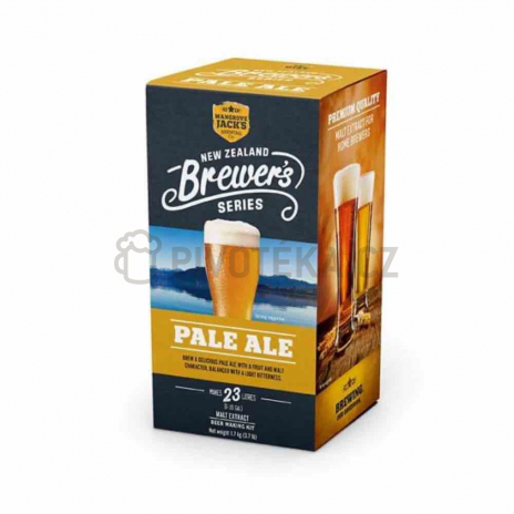 Pale Ale NZ series Mangrove Jack´s mladinový koncentrát 1,7kg