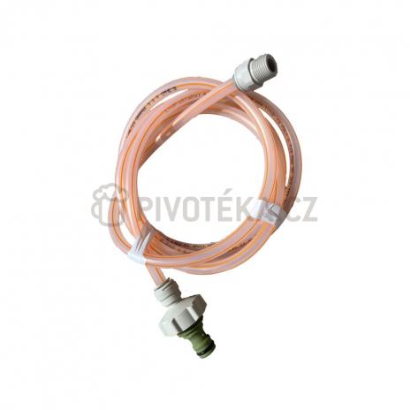 Připojovací hadice sanitařní adaptér