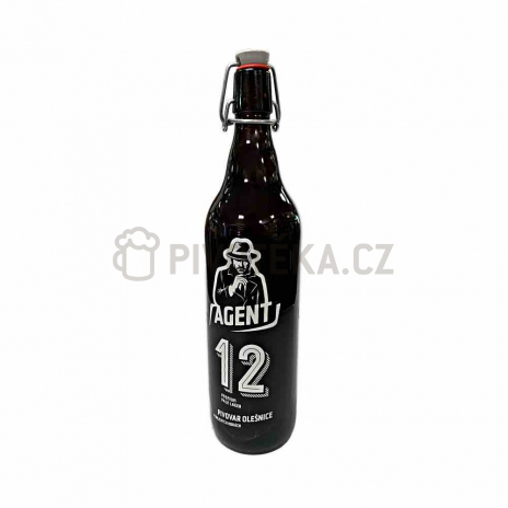 Agent 12°  1l patent pivovar Agent
