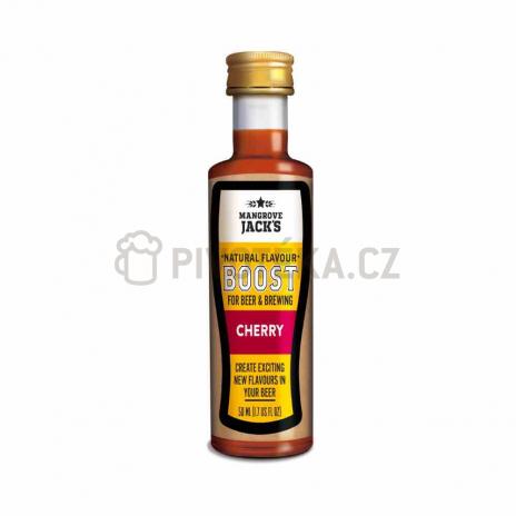 Přírodní příchuť Cherry Natural Beer Flavour Booster 50ml