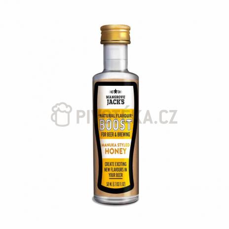 Přírodní příchuť Manuka honey Beer Flavour Booster 50ml