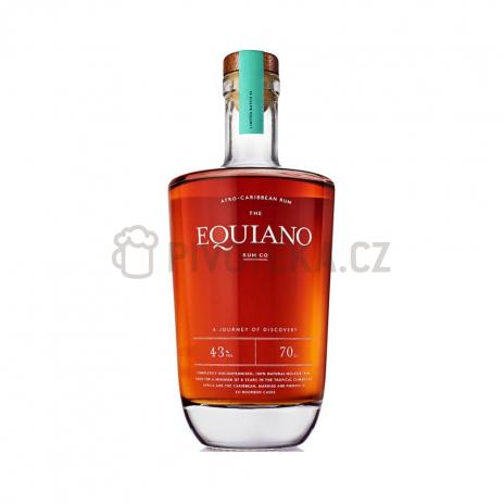 Rum Equiano 43%  0,7l (holá láhev)