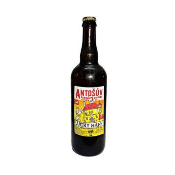 Antoš IPL 12° 0,7l PET pivovar Antoš