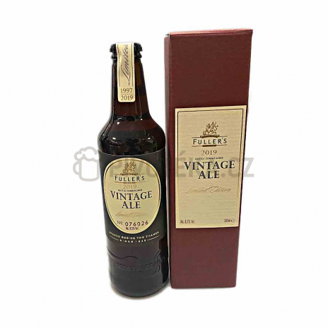 Fullers Vintage Ale 2019 8,5%  0,5l