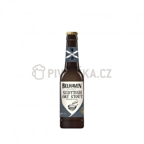 Belhaven Scottish Oat Stout 7%  - 0,3l
