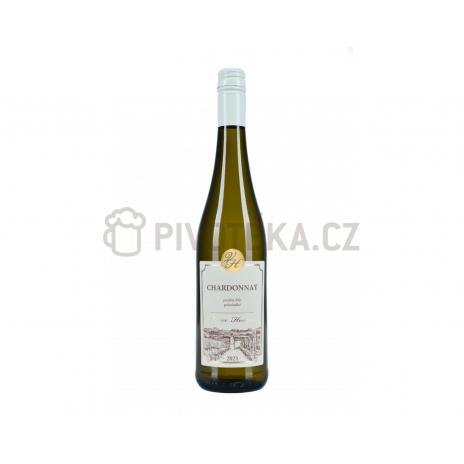 Chardonnay 2019 pozdní sběr