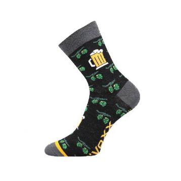 Ponožky pivo chmel velikost 39-42