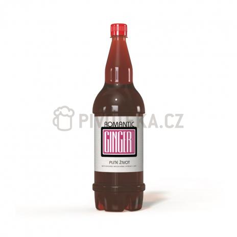 Gingerrr Romantic 1,5l PET 3,7%