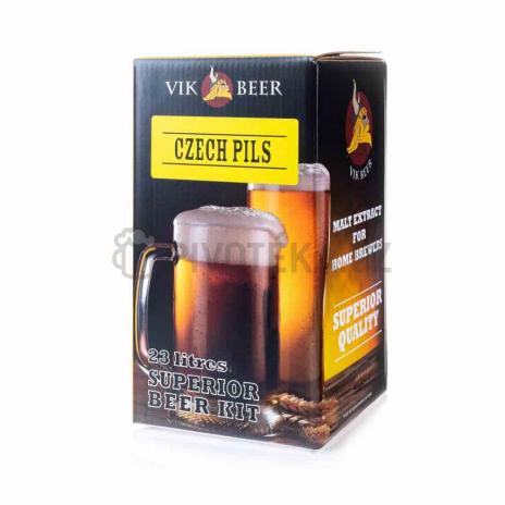 Czech Pilsner 1,7kg  Vik Beer