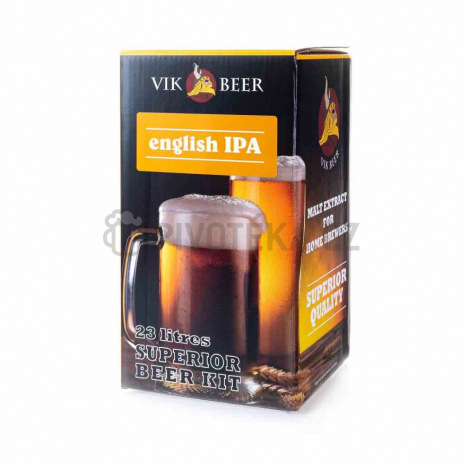 English Ipa 1,7kg  Vik Beer