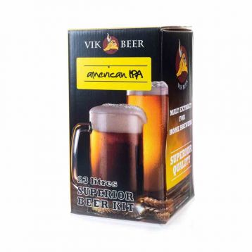 American IPA 1,7kg  Vik Beer