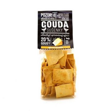 Gouda sušenky sýrová klasika 100g
