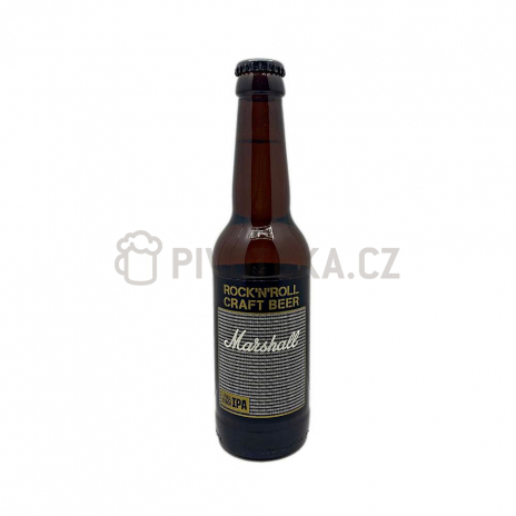 Full Stack IPA  17° 0,33l Marshall beer